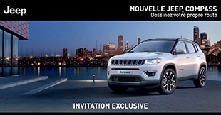 INVITATIONS Jeep Compass